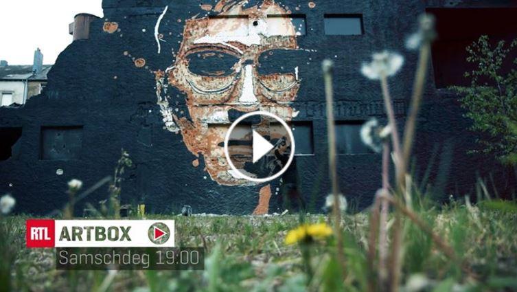 RTL ARTBOX 06.05.2017 Raphael Gindt
